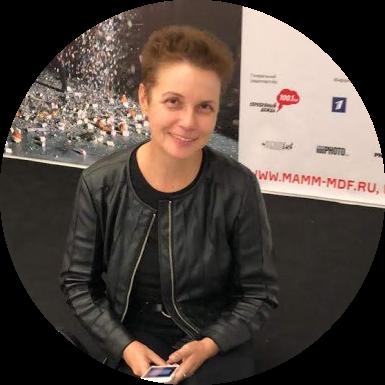 Анастасия Гуковская