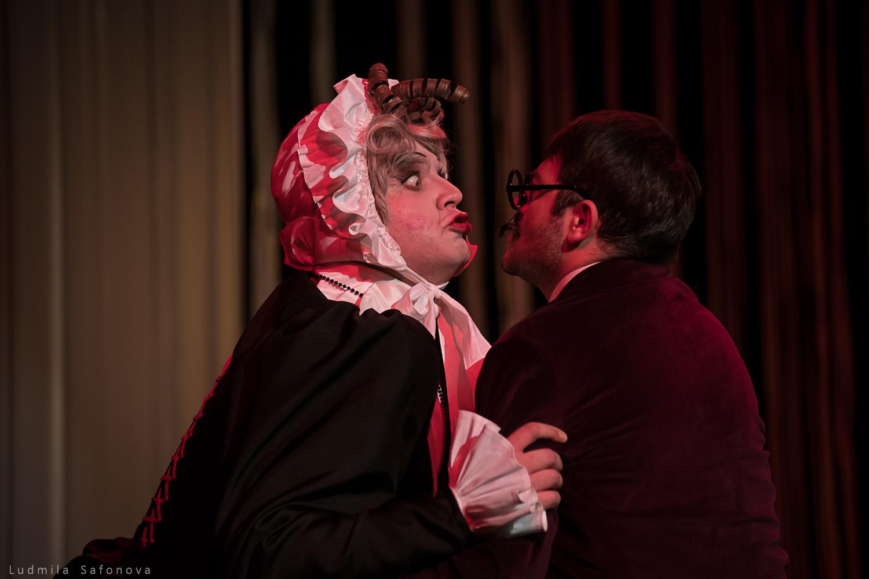 Amateur theatre charlie cocks