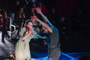Спектакль «Джихад» на проекте «ТеатрONstage»