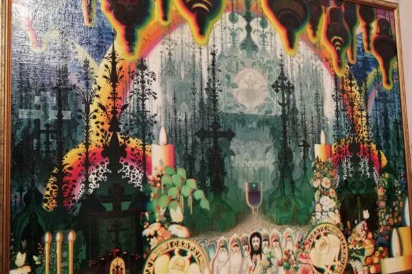 Выставка Виталия Линицкого в Российском Фонде Культуры