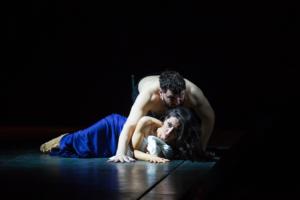 «Поругание Лукреции» Бенджамина Бриттена в театре «Новая Опера»