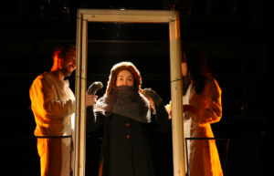 Read more about the article «Счастье моё», Санкт-Петербургский театр «Мастерская» на фестивале «Уроки режиссуры»
