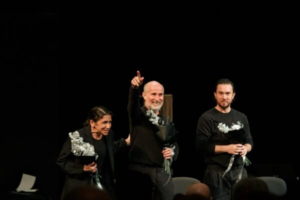 Фестиваль NET открылся спектаклем Питера Брука «Why?». Театр как магия
