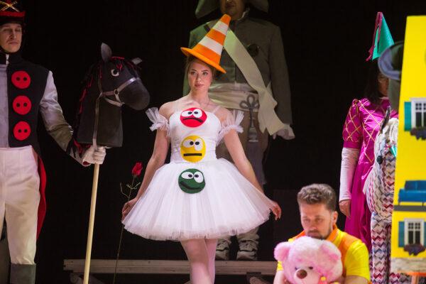 «Продавец игрушек» – премьера в театре Новая Опера. Что говорят создатели?