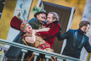 Легендарный «Ревизор» возвращается на сцену Театра Олега Табакова. Фоторепортаж