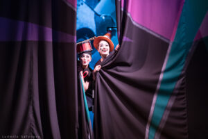 Read more about the article «Продавец игрушек» в театре Новая Опера. Фоторепортаж