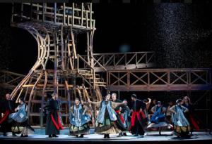 «Царская невеста» в театре «Новая опера». Любовь, сжигающая всё вокруг