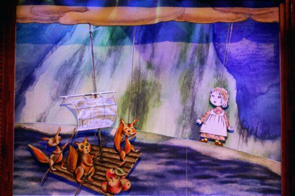 Спектакль «Ухти-Тухти и компания», Московский театр кукол. Чудес хватит на всех!