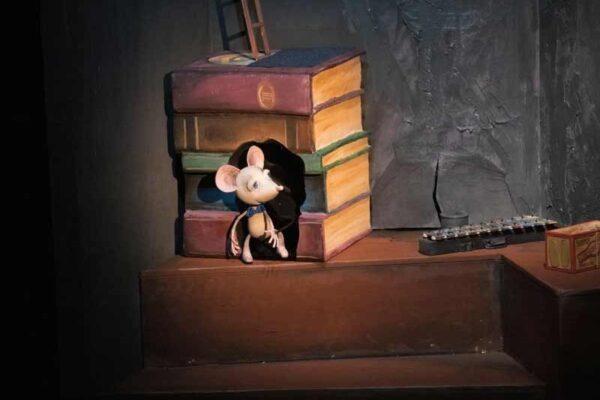 Спектакль «Солнечный луч», Театр кукол имени С.В. Образцова. Маленькая история, вселенский масштаб
