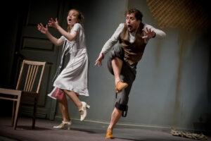 Read more about the article Спектакль «Меня нет дома», театр «Эрмитаж». Меня больше нет, но я был…