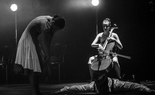 Балет «Пушкин. Выстрел», театр Новый Балет. Фоторепортаж