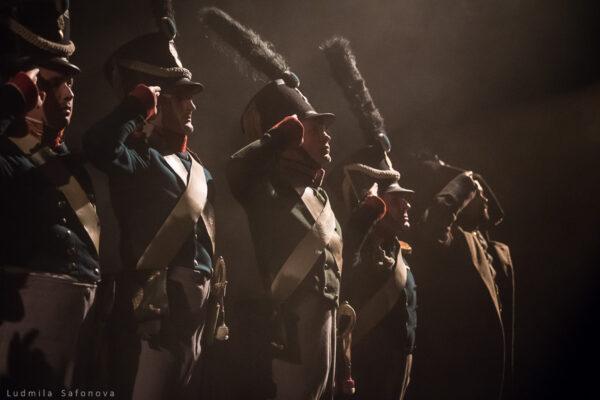 Спектакль «Война и мир» в театре «Модерн». Масштабное великолепие