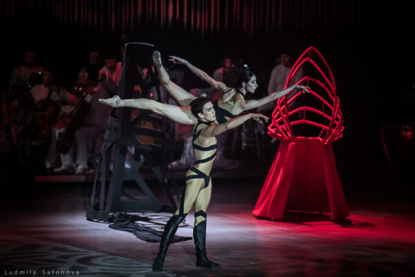 Драма-опера-балет «Кармен». Фоторепортаж