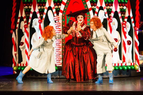 Спектакль «Пряничный домик, или Гензель и Гретель», Новая опера. Волшебство для всех!