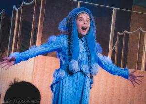 Спектакль «Голубой щенок», Театр Олега Табакова. Озорство, веселье и заливистый детский смех