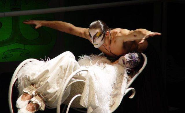 Спектакль «Служанки», Театр Романа Виктюка. Незабвенный хит