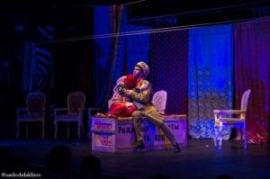 «12 стульев», Коляда-Театр. Фоторепортаж