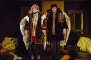 Read more about the article Спектакль «Киргиз-кайсацкая орда», «Коляда-театр». Честно и жестко