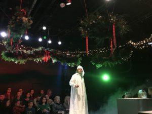 Рождественская история, Московский английский театр. Викторианский Лондон в центре Москвы