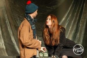 Спектакль «Калека с основа Инишмаан» Марии Зубовой. Звёзды на сколе гранита