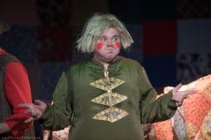«Пузырь, соломинка и лапоть», Коляда-театр. И снова о дружбе