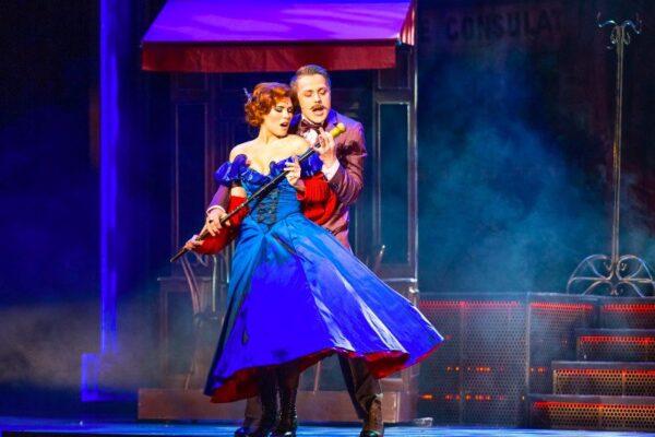 Мюзикл «Канкан» в Театре музыкальной комедии: свободолюбивый Монмартр и границы приличия