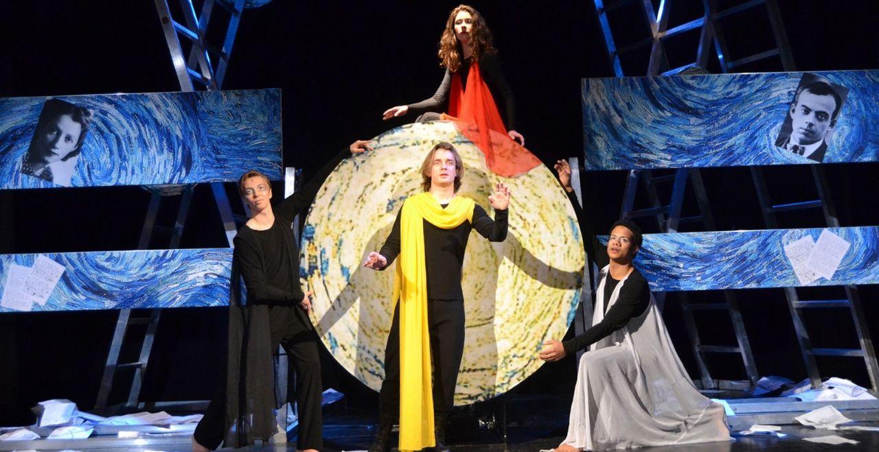 Спектакль «Экзюпери. Навстречу звездам», Театр Романа Виктюка. Загадка «Звёздной ночи»