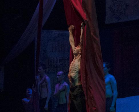«Фальшивый купон», Коляда-театр. Фоторепортаж