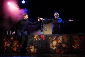 Рай за стеклом. Спектакль «Аркадия» в театре С.А.Д.
