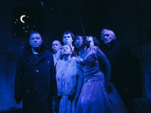 Летаргический сон Ревизора на сцене театра «Около дома Станиславского»