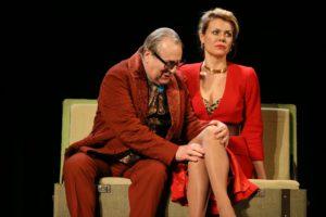 «На посадку» – премьера в театре Антона Чехова. Фарс, драма или трагедия?!..