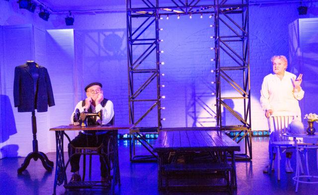 Спектакль «Книга судеб», Театр МОСТ. Для тех, кто ждёт любви