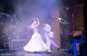 «Скрипка, бубен и утюг», Коляда-театр. Фоторепортаж