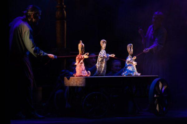 «Сказка о царе Салтане», театр кукол С. В. Образцова