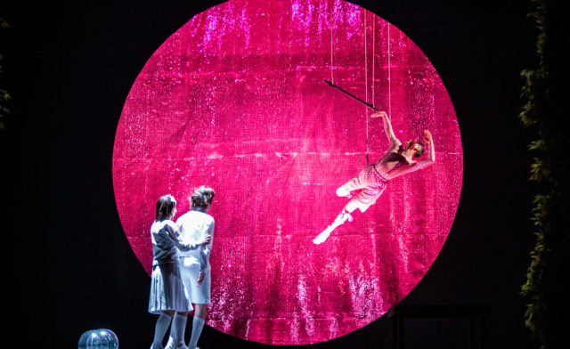 Спектакль «Лунная масленица», Театр на Малой Бронной. Волшебство и счастье для современного ребенка