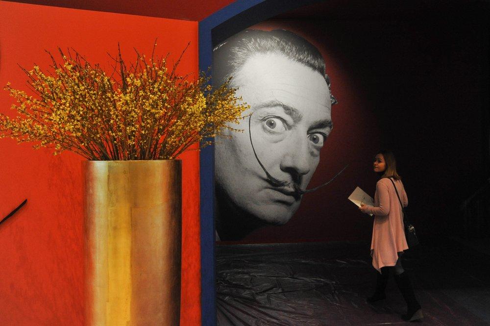 Толпы вокруг Сальвадора. В Манеже открылась масштабная выставка «Сальвадор Дали. Магическое искусство»