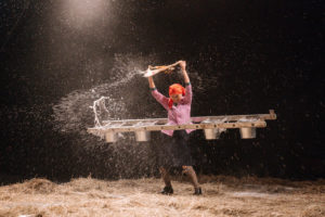 Спектакль «Дневник Колобка», ЦИМ. Помните о деревне и любите её