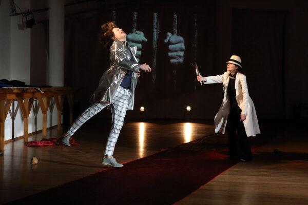 «Пер Гюнт», Школа драматического искусства. Двое в пяти актах