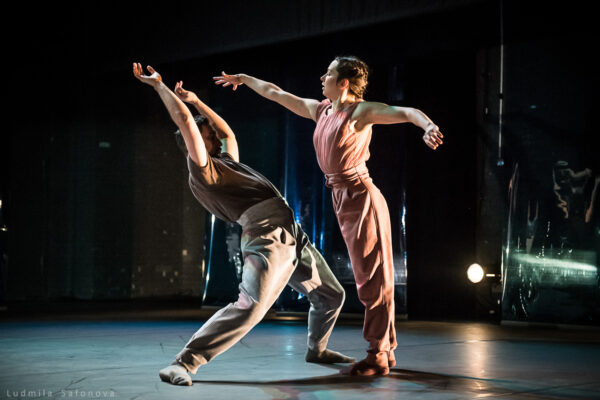 Магия пластического транса: «Смерть и девушка / Second Сast» от театра «Балет Москва»