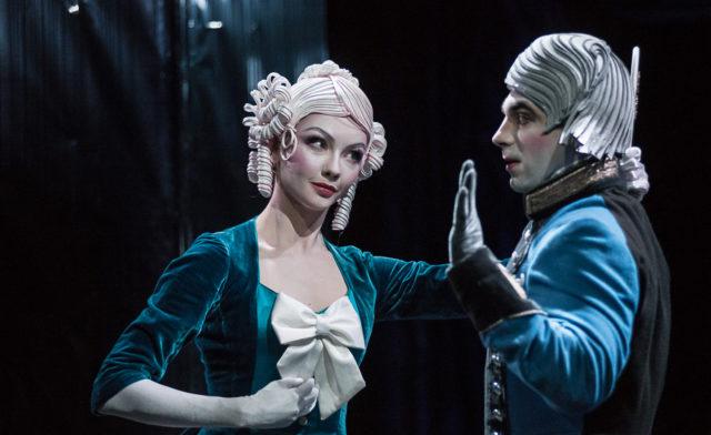 «Волшебный театр Андерсена», театр Вахтангова. Ах, мой милый Андерсен
