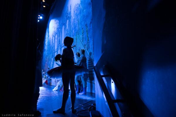 «Спящая красавица» Московского театра балета классической хореографии. Другой взгляд. Фоторепортаж