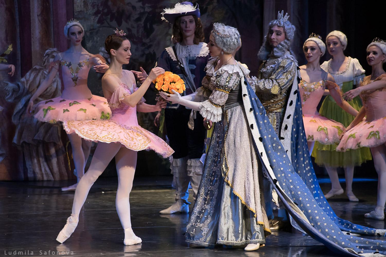 «Спящая красавица» Московского театра балета классической хореографии. Фоторепортаж