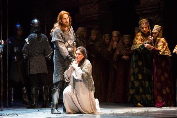 «Князь Игорь», Новая Опера. Особенный путь