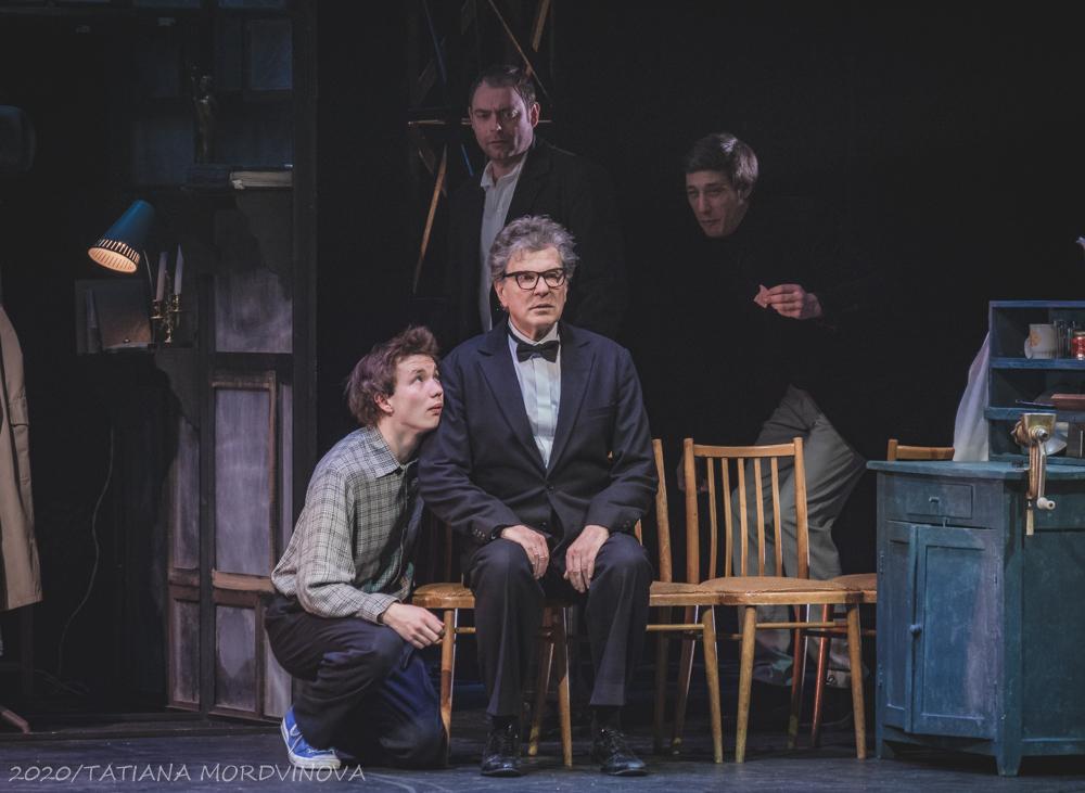 Премьера спектакля «Старший сын», Театр им. Вл. Маяковского «…жизнь всегда умнее всех нас…»