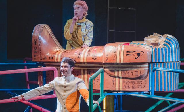 «Уходите, я создам вас заново!»: премьера спектакля «Танго» в Театре Романа Виктюка