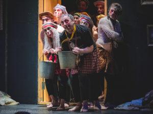 «Гамлет», Коляда-Театр. Фоторепортаж