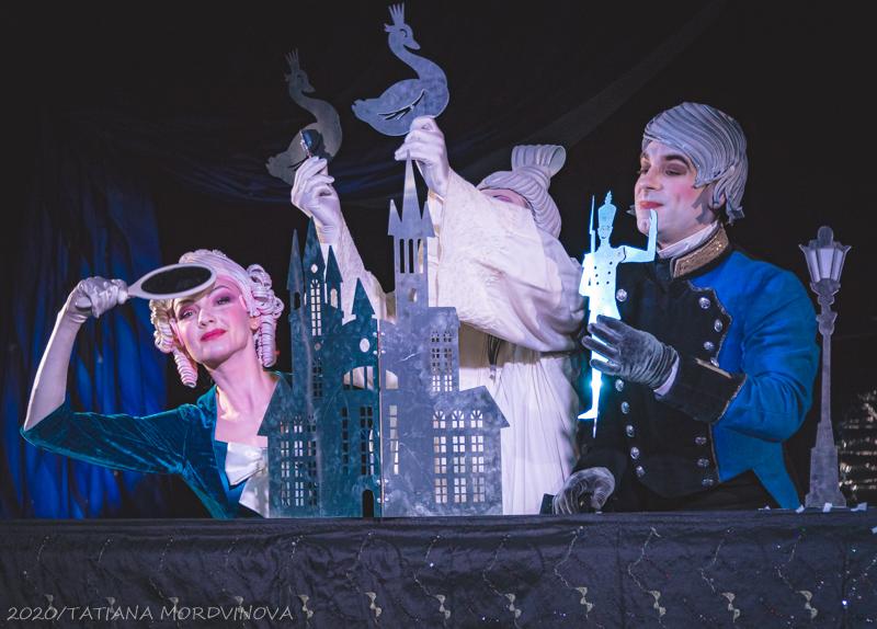Сказочный спектакль по Андерсену в театре им.Е.Вахтангова. Необычные факты о писателе