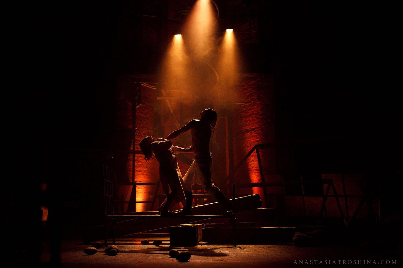 Новый спектакль Романа Виктюка. И снова театральное чудо. Фоторепортаж