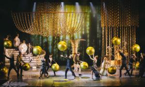 Мюзикл «Великий Гэтсби» в Мюзик Холле: праздник с двойным дном