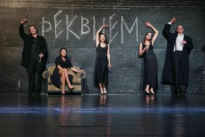 «И всё будет хорошо!.. Что – всё?!»: спектакль Юрия Бутусова «Человек из рыбы» на сцене МХТ им. А.П.Чехова